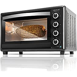 Cecotec Bake&Toast 750 Horno Eléctrico Multifunción de sobremesa, 2000 W