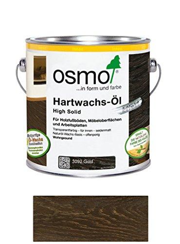 Osmo Hartwachs-Öl High Solid Effekt 3092 Gold 0,375 Liter