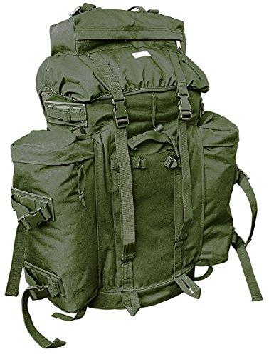 Brandit Wander Rucksack AVIATOR Outdoor Trekkingrucksack Regenhülle 35-100L