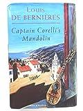 Captain Corelli's Mandolin by Louis de Bernieres (1994-04-11) - Louis de Bernieres