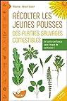Récolter les jeunes pousses des plantes sauvages comestibles par Moutsie