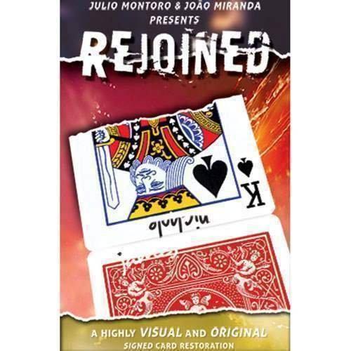 SOLOMAGIA Rejoined by João Miranda Magic and Julio Montoro - Karten Tricks - Zaubertricks und Props