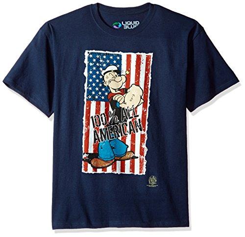 liquid-blue-mens-popeye-100-all-american-flag-short-sleeve-t-shirt-navy-large