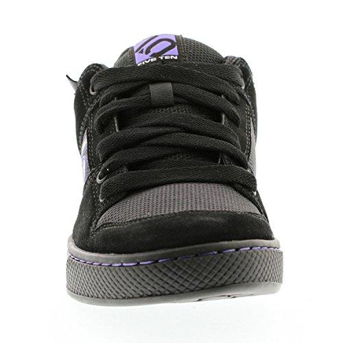 Five Ten Girls MTB-Schuhe Freerider Women Schwarz/Purple Schwarz