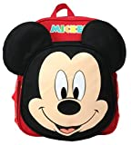 Mickey Mouse ,  Jungen Kinderrucksack Schwarz rot Größe S