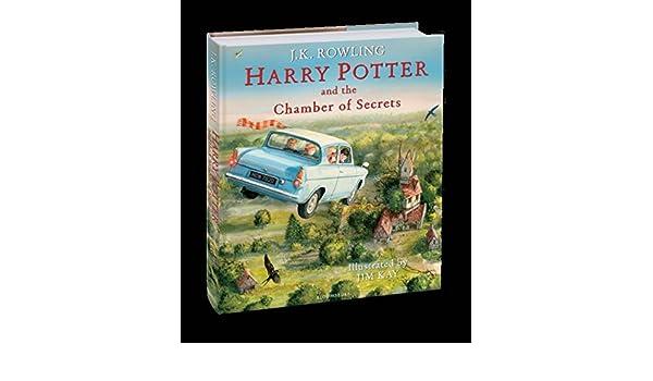 Harry Potter Camera Segreti Illustrato : Libri di harry potter tutto sulla saga di jk rowling