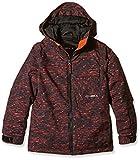 O'Neill Jungen Skijacke PB Grid Jacket, Red AOP, 176, 550075
