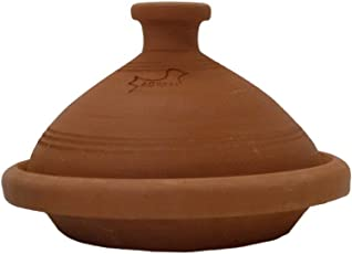 Casablanca Market TC0031 Cooking Tagines Moroccan, One Size, Brown