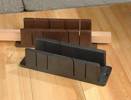 Preisvergleich Produktbild 1 x Gehrungslade Säge Box Mitllere Gehrungslade 290 x 91 x 70* Schneller Versand