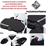 MANOPOLE NEOPRENE PER MANUBRI CON BILANCIERE CARENATE R363X TUCANO URBANO NEW 2017