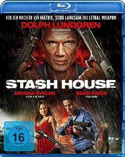 Stash House [Blu-ray]