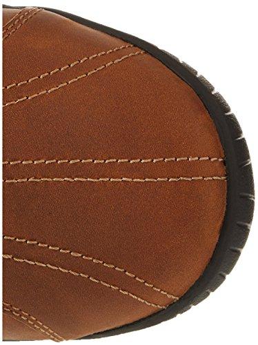 Timberland Damen Mt Hayes Tessuto E Pelle Impermeabile Stiefel Braun (moka Bisque Fg)