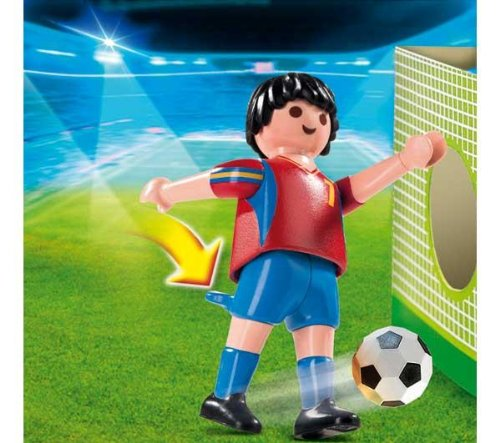 PLAYMOBIL 4730 - Jugador de fútbol España