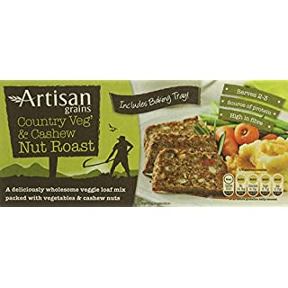 Artisan Grains Country Veg' And Cashew Nut Roast, 200 g