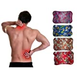 #9: Aksh Electric Heat Bag Hot Gel Bottle Pouch Massager Warm for Winter Aches reliever Rectangle Shaped