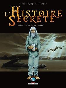 """Afficher """"L'histoire secrète n° 18<br /> La fin de Camelot"""""""