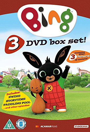 Bing - 1-3 Box Set [DVD]