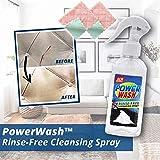 Blentude - Detergente per Pavimenti in Schiuma con 2 Stracci per tappeti, divani, sedie, Tende, per Una Facile rimozione di fuliggine, Grasso e catrame, 200 ml