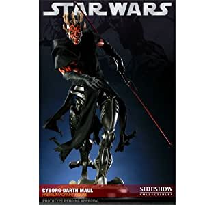 Star Wars - Cyborg Darth Maul 24,5-inch Premium Format Figure limited edition