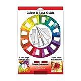 Farbkreis Schablone - Grundlagen der Farblehre