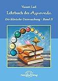 Lehrbuch des Ayurveda (Amazon.de)