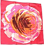 Dior Seidentuch Rosen in Pink 55 x 55cm scarve