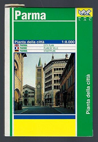 Parma. Pianta della città 1:8.000 (Carte stradali) por Collectif