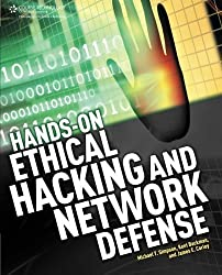Hands-On Ethical Hacking And Network Defense by Simpson, Michael T., Backman, Kent, Corley, James (2012) Paperback