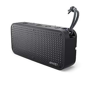 Anker Altoparlante Portatile Bluetooth SoundCore Sport XL - Speaker Impermeabile, Livello IP67, Raggio di Connessione Bluetooth di 20 metri, Microfono e Batteria da Ricarica (5200 mAh) Incorporati