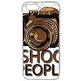Générique Coque i Shoot People Compatible iphone Se Transparent