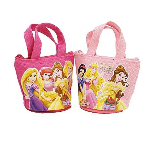 Disney Princess Mini Coin Purse - 2 Bags