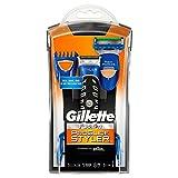 Gillette Fusion Proglide Styler Rasierer 3-in-1 mit 2Ersatzköpfen