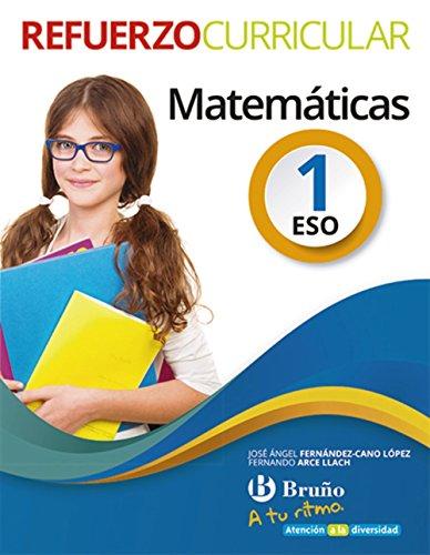 A tu ritmo Refuerzo Curricular Matemáticas 1 ESO