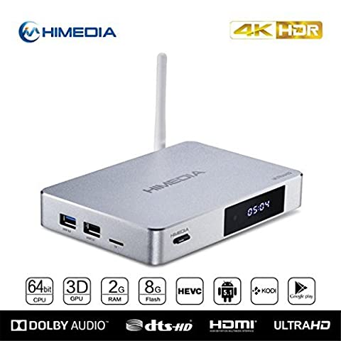 Himedia Q5 Pro Android 5.1 4K TV BOX Kodi Set