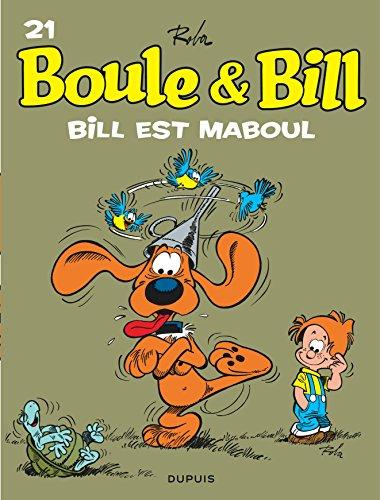 Boule et Bill, T21: Bill est maboul