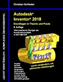 Product icon of Autodesk Inventor 2018 - Grundlagen in Theorie und