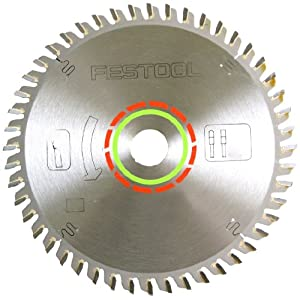 Festool 496308 Spezial-Sägeblatt, 160 x 2.6 x 20 mm TF 48
