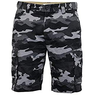 Men's AFS Shorts SB06 Grey/Camouflage 30