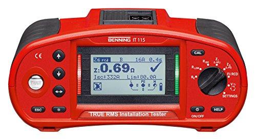 Benning IT 115 True RMS Installationstester, 044104 115