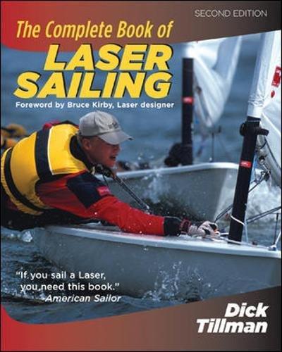 Usato, The Complete Book of Laser Sailing usato  Spedito ovunque in Italia