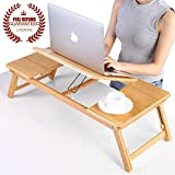 Description:  - The Ej. Life Home Laptop Bed Tray is a great addition to any bed, sofa, couch or chair. The tray allows you to eat or work on your laptop from the comfort of your own bed. - Once your done working store your pens or computer mouse in ...