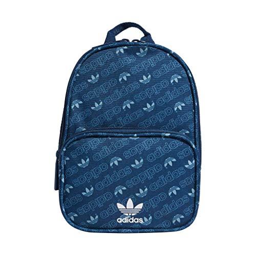 adidas Originals Damen Originals Santiago Mini Backpack Tasche, Forum Monogram Legend Marine, Einheitsgröße -