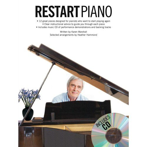 Restart Piano - Partitions, CD