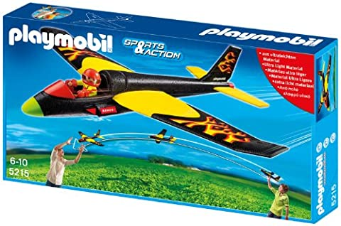 PLAYMOBIL 5215 - Fire Flyer (Flughafen Playmobil)