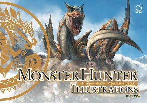 Monster Hunter Illustrations por Capcom
