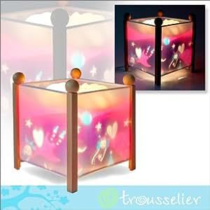 Trousselier Magic Rotating Lantern - Princesses