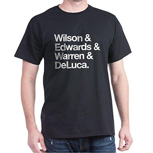 CafePress Grey's Intern Character Names - 100% Cotton T-Shirt