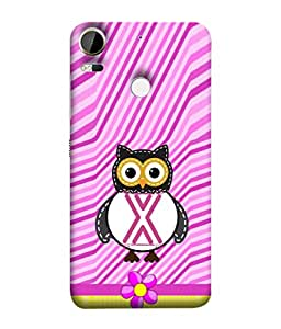 PrintVisa X Mass 3D Hard Polycarbonate Designer Back Case Cover for HTC Desire 10 Pro