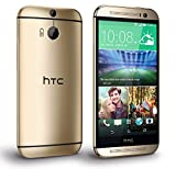 Brand New HTC One M7 32GB (Unlocked), 4.7inches Beats Audio Quad-Core Gold