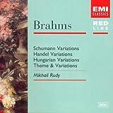 Schumann Variationer M M [Import anglais]